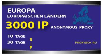 Europe 3000 IP