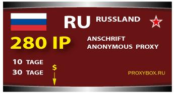 RUSSLAND 280 IP