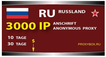Rusland 3000 IP