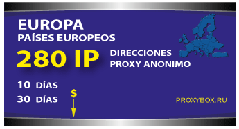 Europa 280 IP proxy