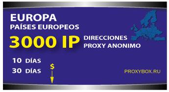 EUROPA 3000 IP