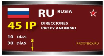 RUSIA 45 IP