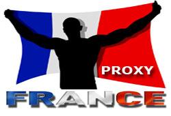 FRANCIA proxies