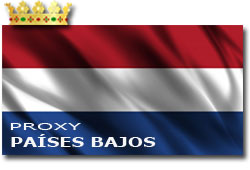 PAÍSES BAJOS proxies