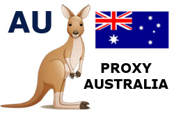 AUSTRALIA proxy