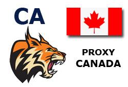 CANADA proxy