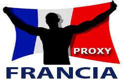 FRANCIA proxy