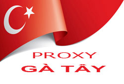 Proxy GÀ TÂY