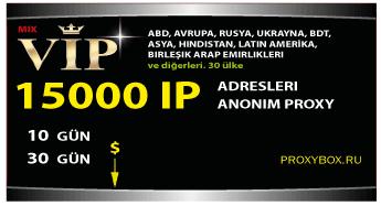 MIX 15000 IP