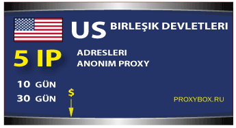 ABD - 5 IP Adresi