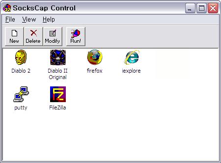 SocksCap 2.40