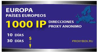 EUROPA 1000 IP